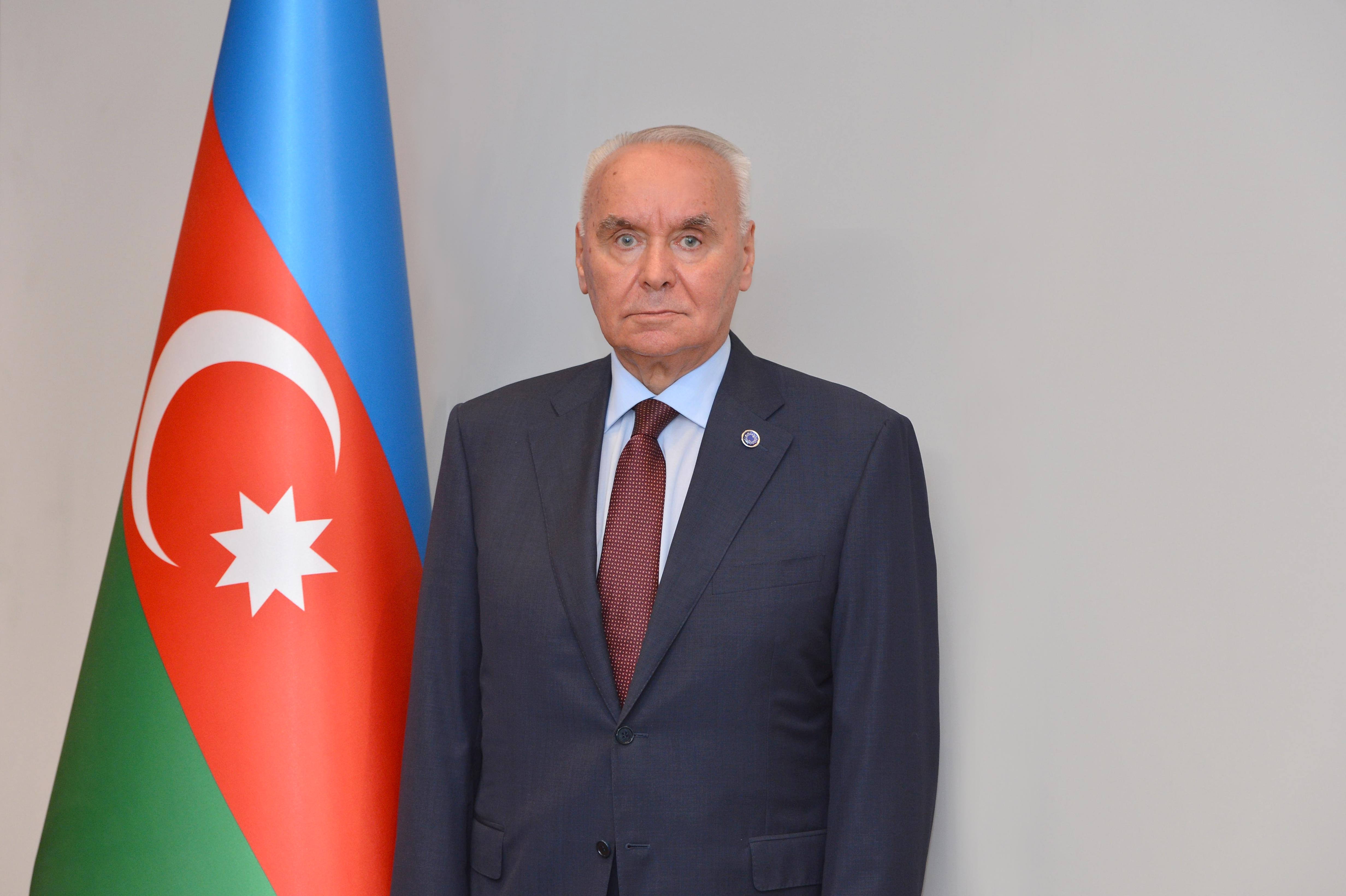 Mahmud Ahmed oglu MAMMAD-GULIYEV